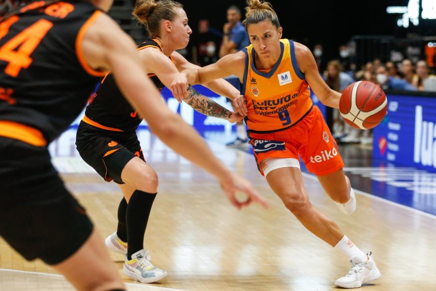 El Valencia Basket se enfrenta al todopoderoso Ekaterimburgo en la Supercopa de Europa