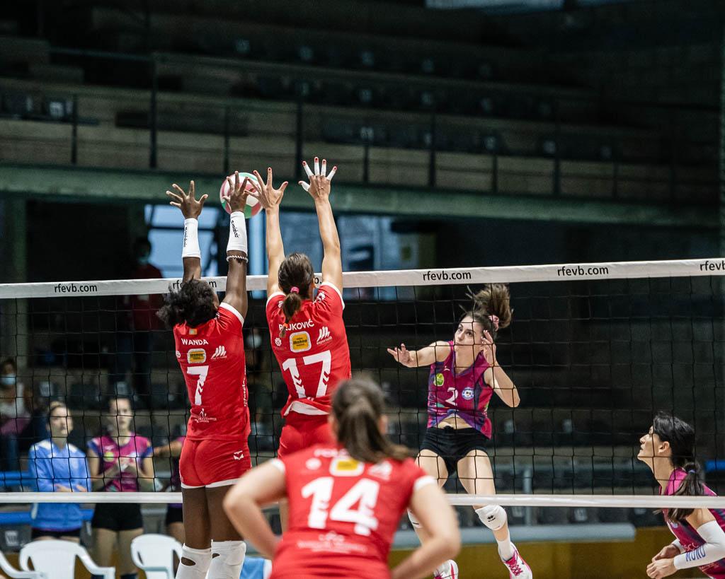 J4: Previa y horarios de la Liga Iberdrola de Voleibol