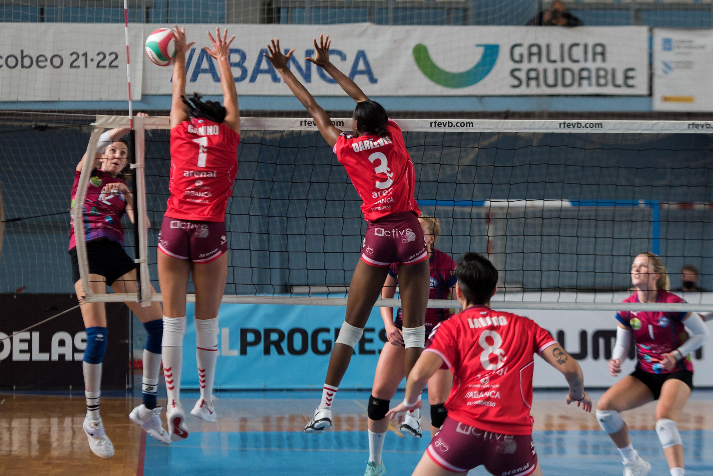 J3: Previa y horarios de la Liga Iberdrola de voleibol
