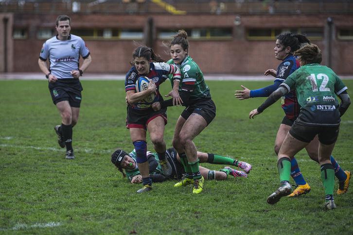 J3: Previa y horarios de la Liga Iberdrola de Rugby